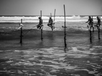 m.@.m., Pescadores. Weligama, Costa Sur de Sri Lanka, 2014